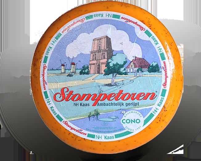Groothandel kaas met unieke smaken