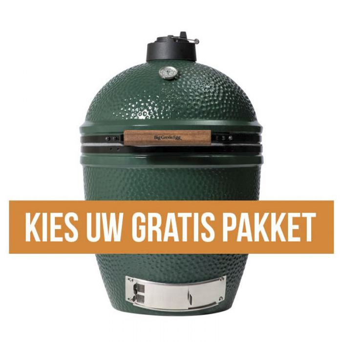 Koken met de big green egg