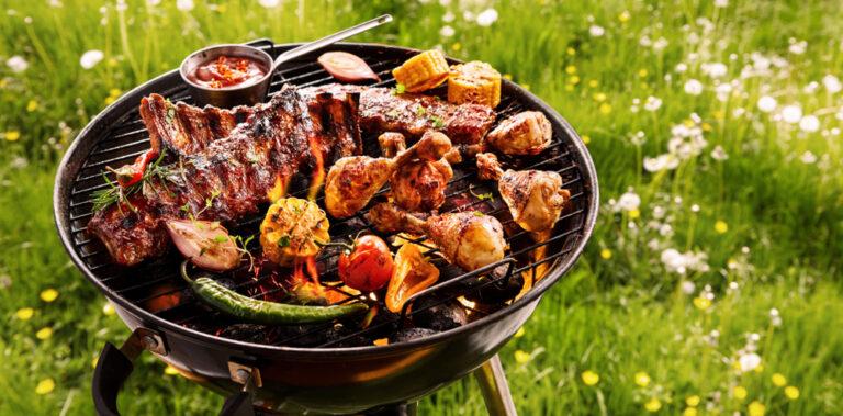Vis op de barbecue: onze tips!